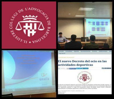 col advocats barcelona