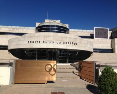 COE comite olimpic espanyol