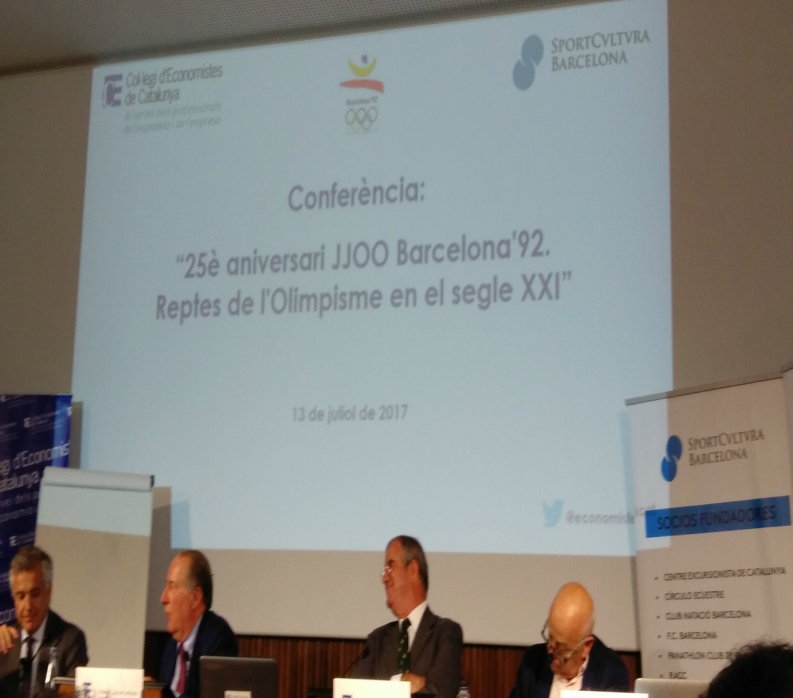 JJOO Barcelona 92 25 anys