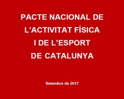 pacte nacional esport